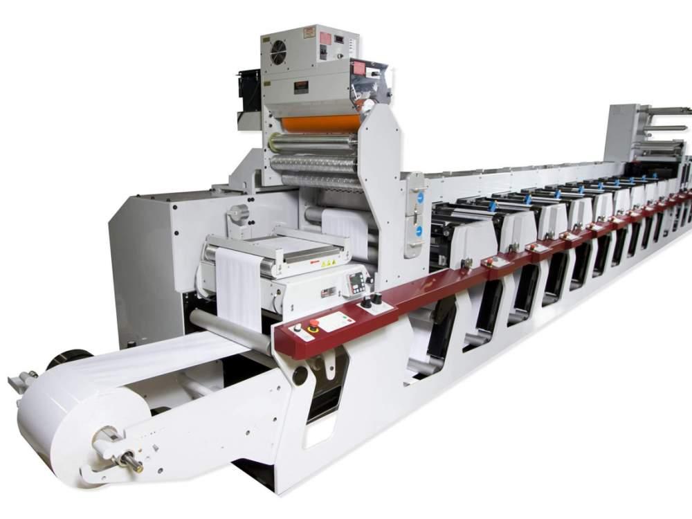 Купувам Флексо-печатна машина