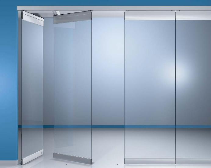 Купувам Стъклени врати тип подвижна стена