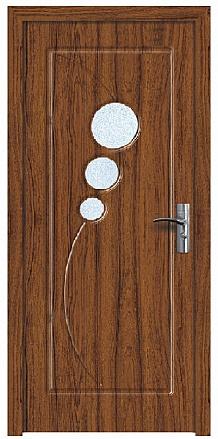 Купувам Интериорна HDF врата цвят Орех