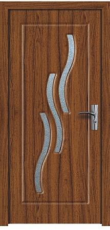 Купувам HDF врата с код 014, цвят Орех