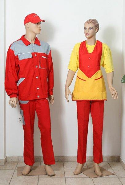 Купувам Работно облекло модел 10