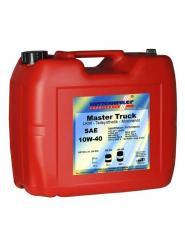 Полусинтетично моторно масло MASTER TRUCK