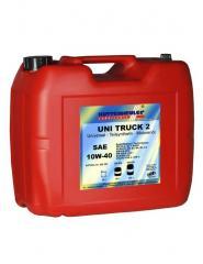 Полусинтетично моторно масло UNI TRUCK 2 SHPD