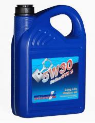 Синтетично масло за VW двигатели STRYKERSYN 3