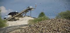 Естествен речен пясък
