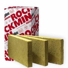 Каменна вата ROCKWOOL ROCKMIN PLUS 037 - 5 см