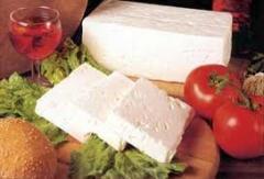 Бяло овче саламурено сирене