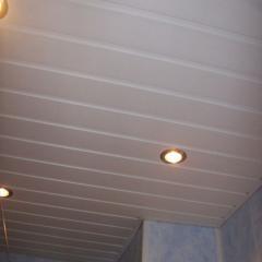 Ламинирани вътрешни PVC облицовки