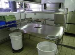 Оборудване за сладкарската и месопреработвателната