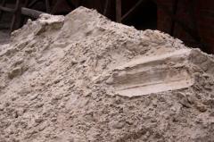 Пясък строителен
