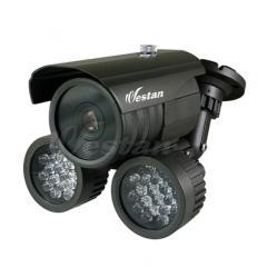 Цветна водоустойчива IR камера