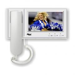 """Видеодомофон с 7"""" дисплей модел NSK 7435"""