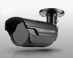 Камера за прихващане на автомобилни номера