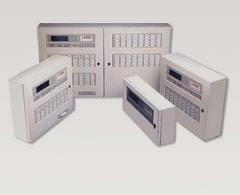 Аналогово-адресируема пожароизвестителна централа