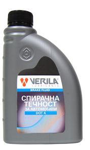 Спирачната течност Верила DOT 4