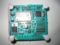 Охранителен GSM модул Leon_S Ver 1.0