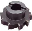 Фрези цилиндрични дорникови DIN 8056