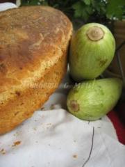 Хляб с тиквички 2