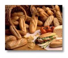 Хляб с овесени ядки и ябълки