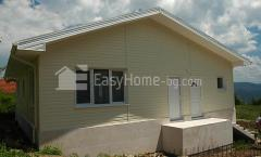 ИзиХоум - Сглобяеми къщи
