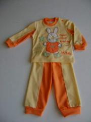 Детски дрехи от трико