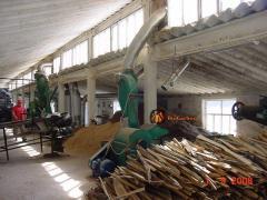 Фабрика за производство на брикети, пелети и