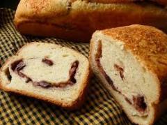 Хляб с канела и орехи