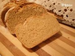 Чеснов хляб с лук