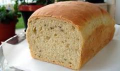 Хляб с булгур и копър
