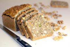 Ръжен Хляб с Дижонска горчица