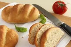 Ябълков хляб с овесени ядки и стафиди