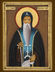 Икона Св. Иван Рилски
