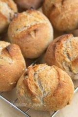 Зърнести хлебчета