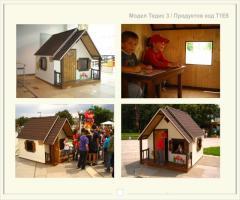 Play houses for children