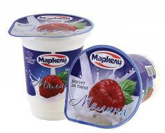 Йогурт за пиене Малина 290 мл