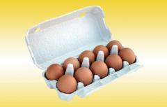 Кокоши яйца 10 броя