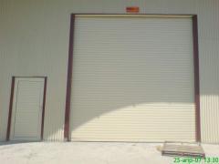 Промишлени Врати  - Ролетни Топлоизолирани