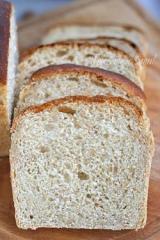 Американски кафяв хляб