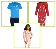 Мъжки, дамски и детски пижами
