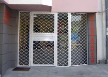 Охранителни решетки плетени