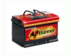 Акумулатор Banner Power Bull 70Ah 570 R+
