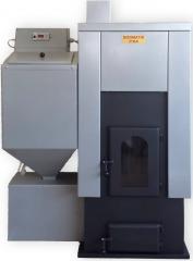 Пелетен водогреен котел СИЗОМАТИК - KA 38 kw