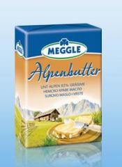 МЕGGLE Alpenbutter  немско краве масло 125 g