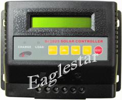 Контролер регулатор за соларни панели 12V/ 24V/