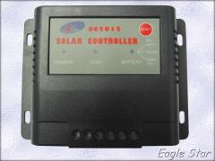 Контролер регулатор за соларни панели 12А