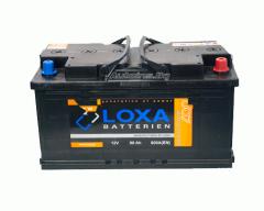 Акумулатор Loxa 90Ah 800 R+