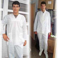 Медицински и лабораторни облекла