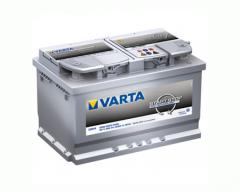 Акумулатор Varta Start Stop 65Ah 650 R+