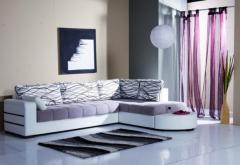 Разтегателен диван с ракла
