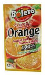 Разтворима напитка Bolero портокал